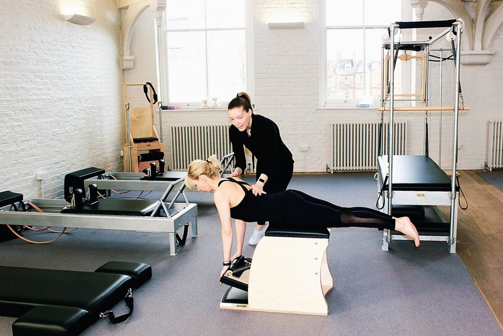 1-to-1 lesson with Dawne at bePilates (classical pilates studio)