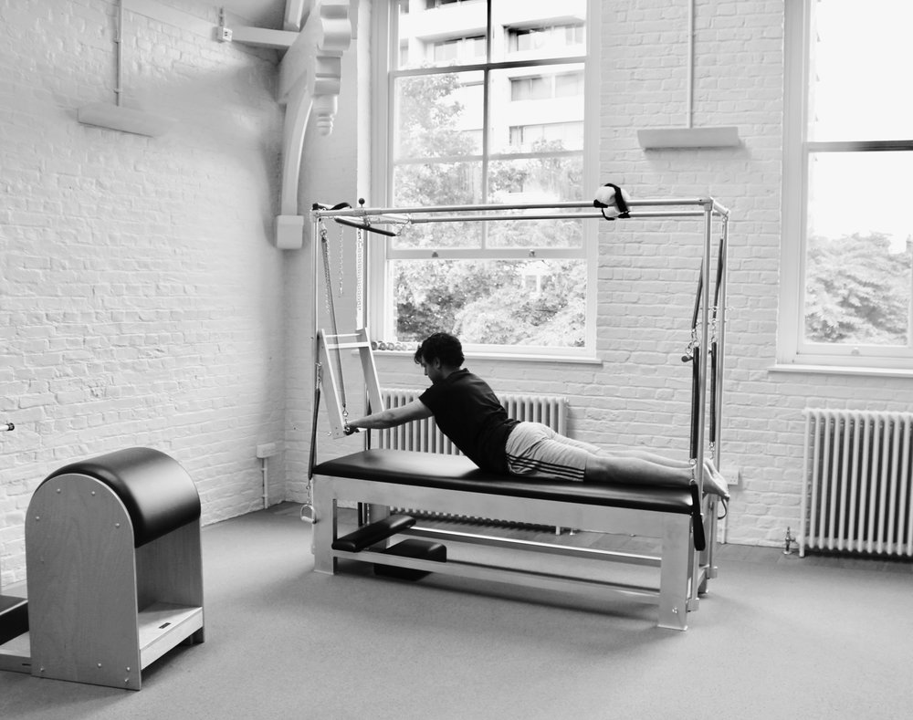 5 Reasons Pilates is Great for Men! -