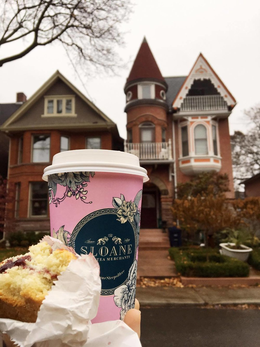 Kitten and the Bear | Sloane Tea and Scone | jumpseatjenny | Travel and Lifestyle Blogger | Toronto Ontario