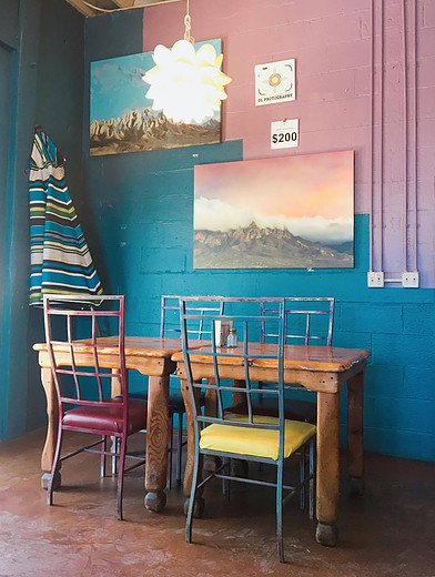 The Bean Cafe | jumpseatjenny | Travel and Lifestyle Blogger | Las Cruces New Mexico
