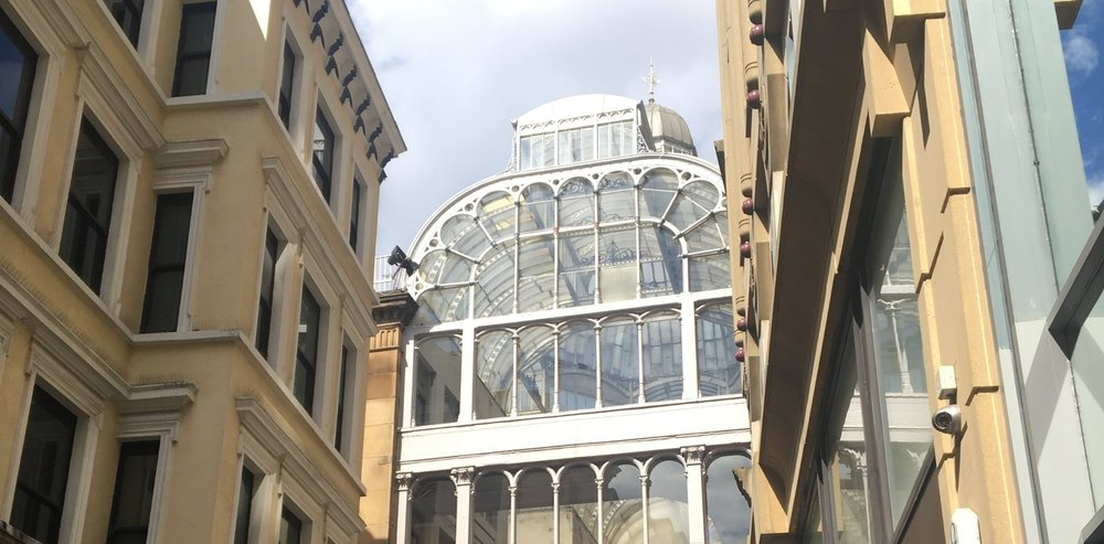 10 things not to miss in Manchester   Barton Arcade   jumpseatjenny   Travel and Lifestyle Blogger   Manchester United Kingdom