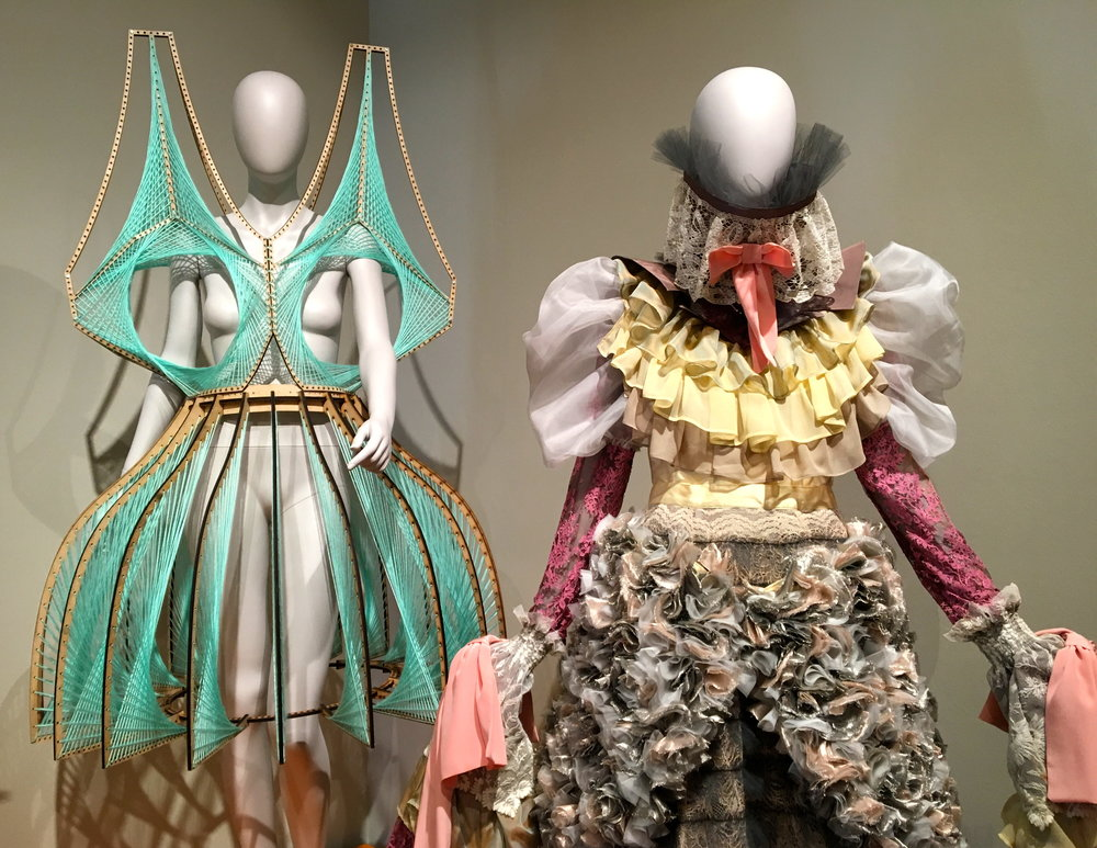 Fashion Exhibit at Manchester Art Gallery   jumpseatjenny