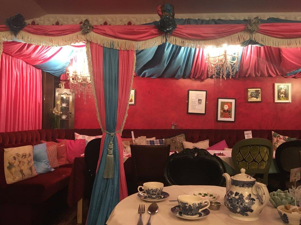 Richmond Tea Rooms   jumpseatjenny