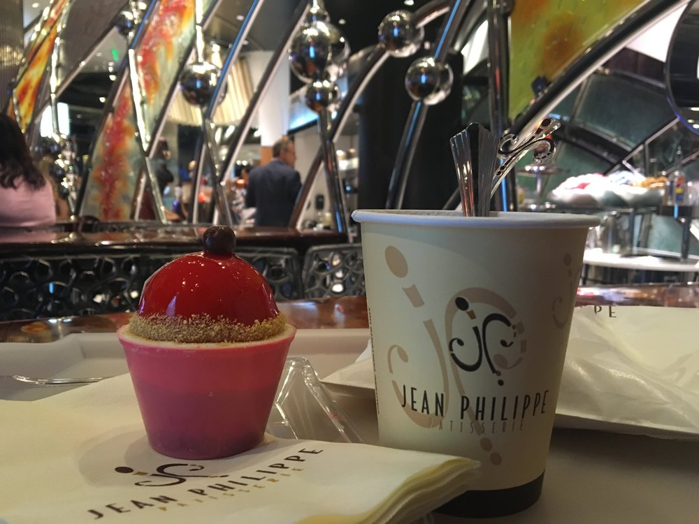 Treats at the Aria (Jean Phillipe Patisserie is now closed) | jumpseatjenny