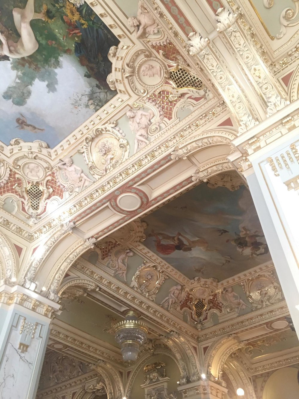 Budapest's Palace Cafe | New York Cafe | jumpseatjenny | Travel and Lifestyle Blogger | Budapest Hungary