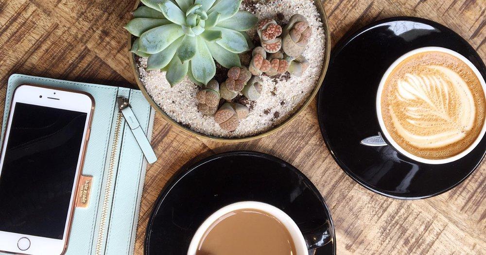 Run and Gun Coffee  | jumpseatjenny | Travel and lifestyle blogger | Toronto Ontario |
