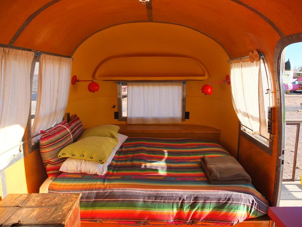 El Cosmico | Princess Airstream | jumpseatjenny | Marfa Texas