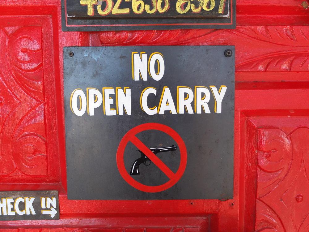 El Cosmico | No Guns | jumpseatjenny | Marfa Texas