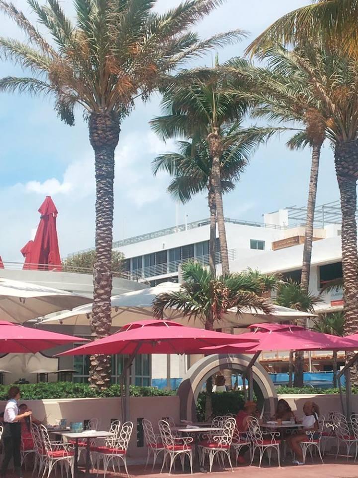 A Glimpse Into Miami's Art Deco Paradise | Dining at Hotel Victor| jumpseatjenny | Miami Florida