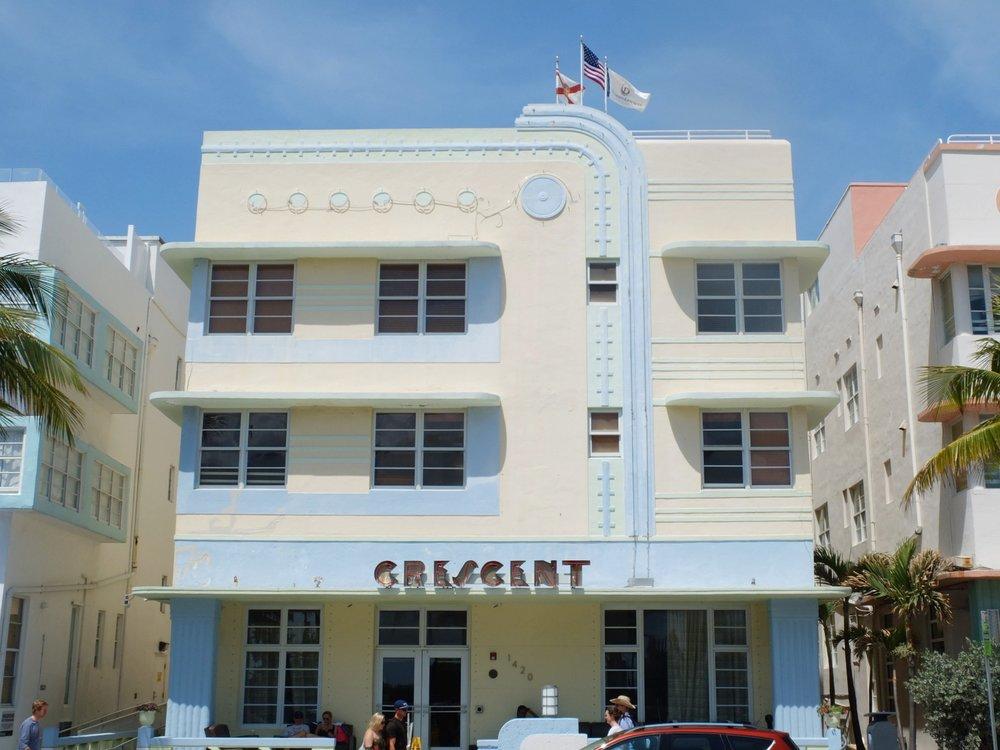 A Glimpse Into Miami's Art Deco Paradise | Crescent | jumpseatjenny | Miami Florida
