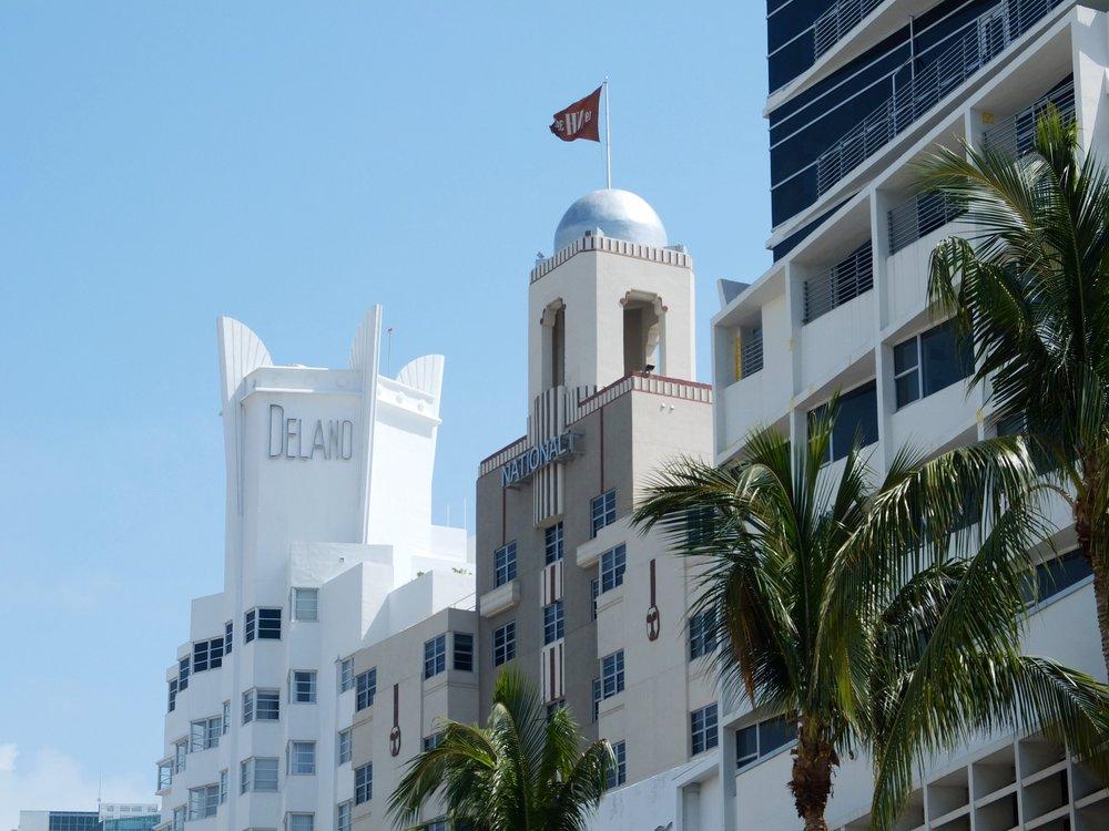 A Glimpse Into Miami's Art Deco Paradise | Delano | jumpseatjenny | Miami Florida