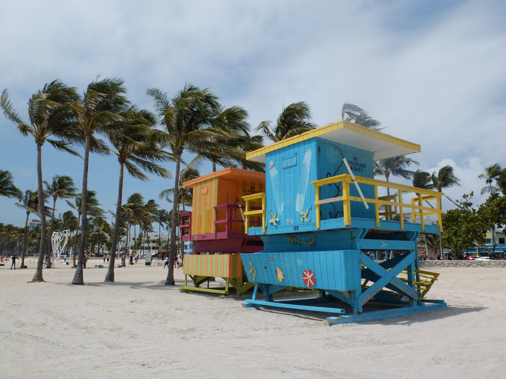 The Insta-Worthy Lifeguard Huts of South Beach | Out Of Commission | jumpseatjenny | Miami Florida.JPG