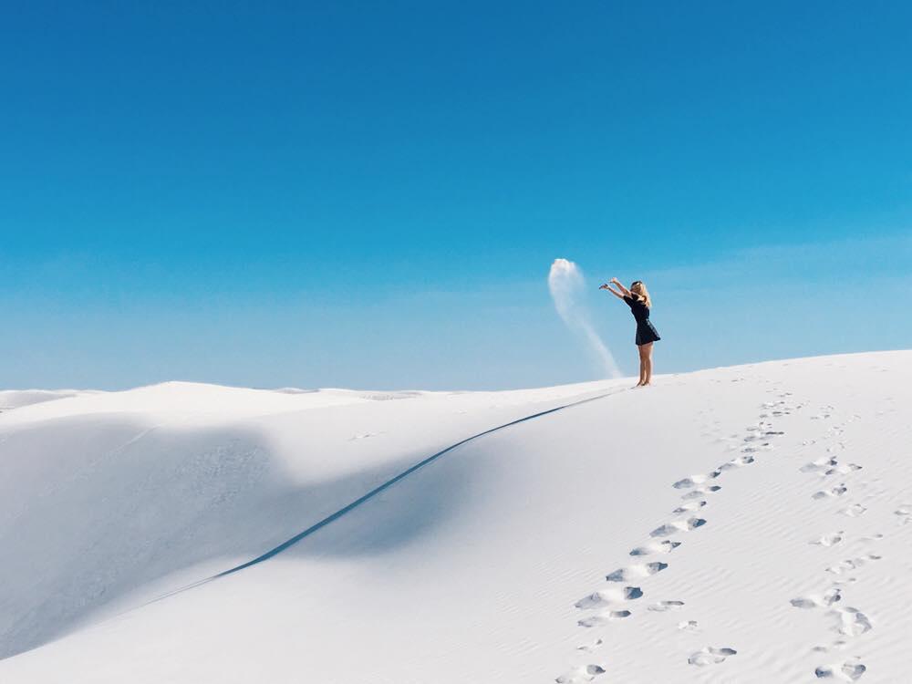 The Worlds Largest Gypsum Sandbox | Throwing Sand | jumpseatjenny | New Mexico.jpg