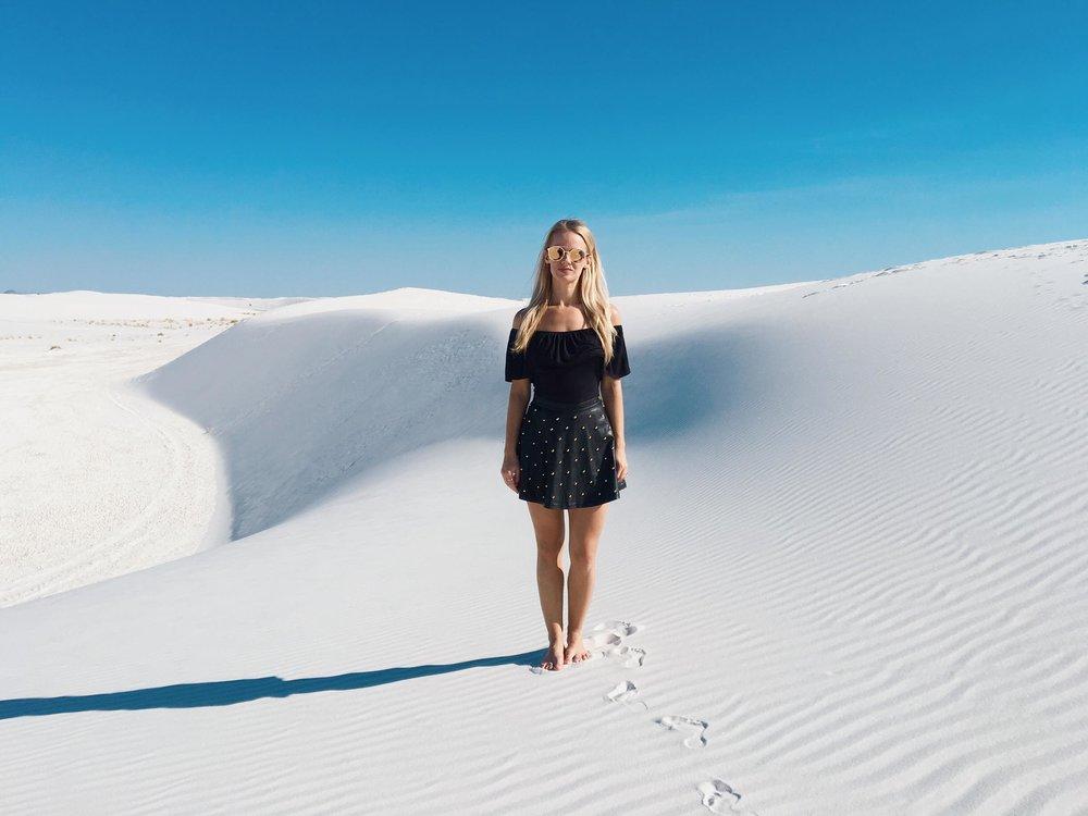 The Worlds Largest Gypsum Sandbox | Leather in the Desert | jumpseatjenny | New Mexico.jpg
