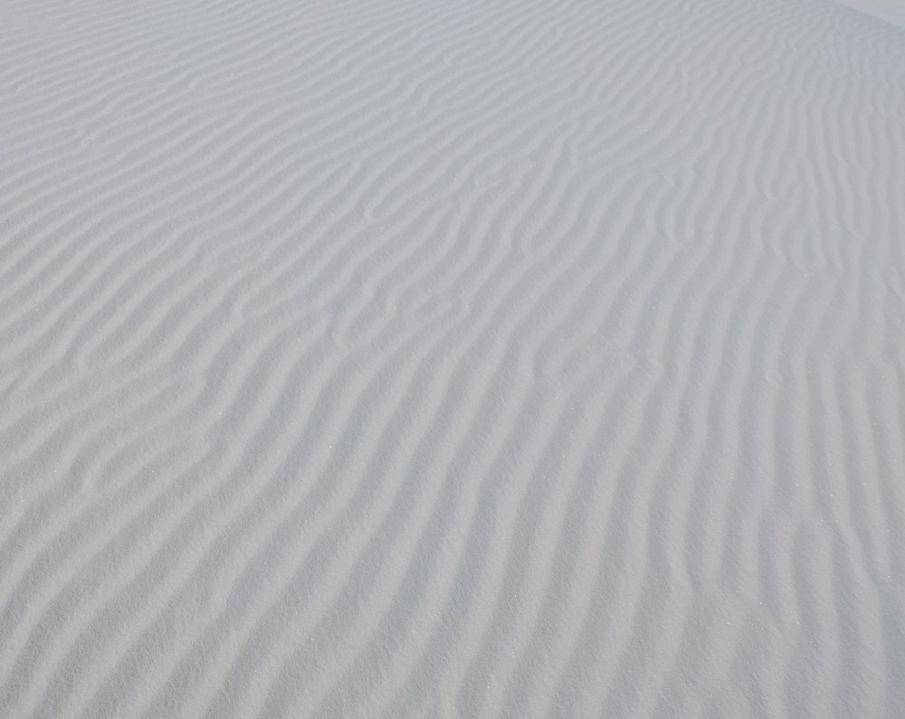 The Worlds Largest Gypsum Sandbox | Textures | jumpseatjenny | New Mexico