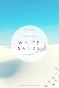 WhiteSands| jumpseatjenny | New Mexico