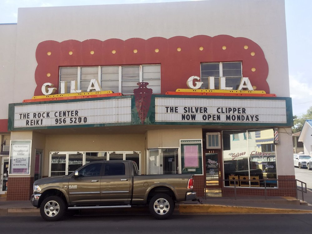 Silver City Is The Hidden Gem You Need To Visit | Gila Theatre | jumpseatjenny | Silver City, New Mexico