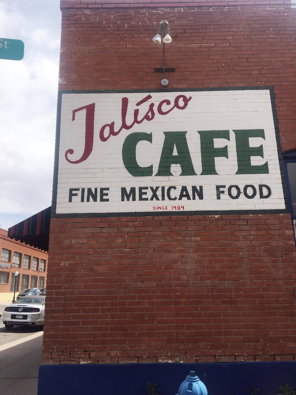 Silver City Is The Hidden Gem You Need To Visit | Jalisco Cafe | jumpseatjenny | Silver City, New Mexico