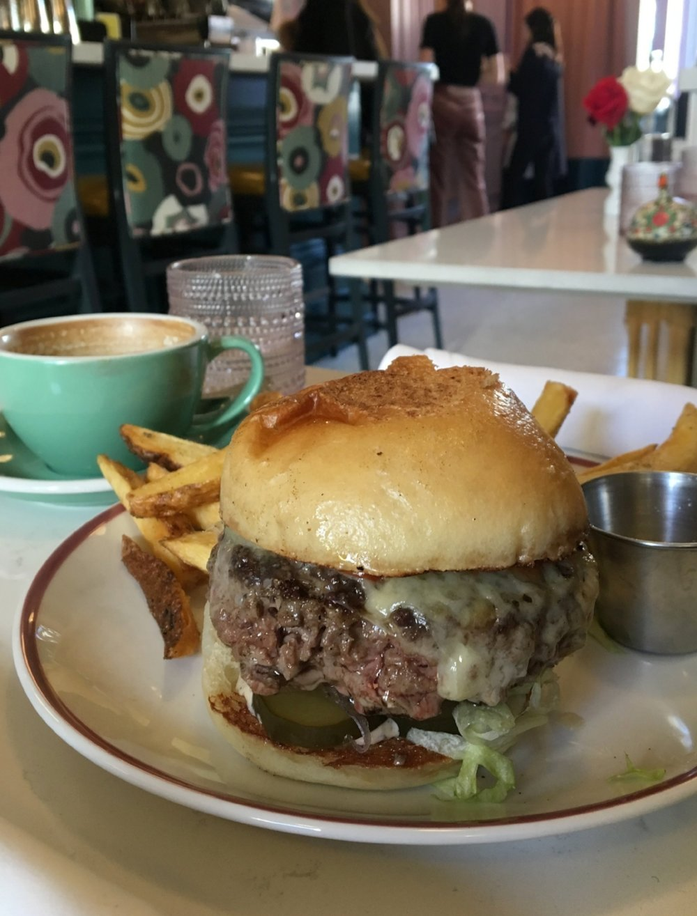 Cafe Can Can   Barry's Burger   jumpseatjenny   Toronto Ontario