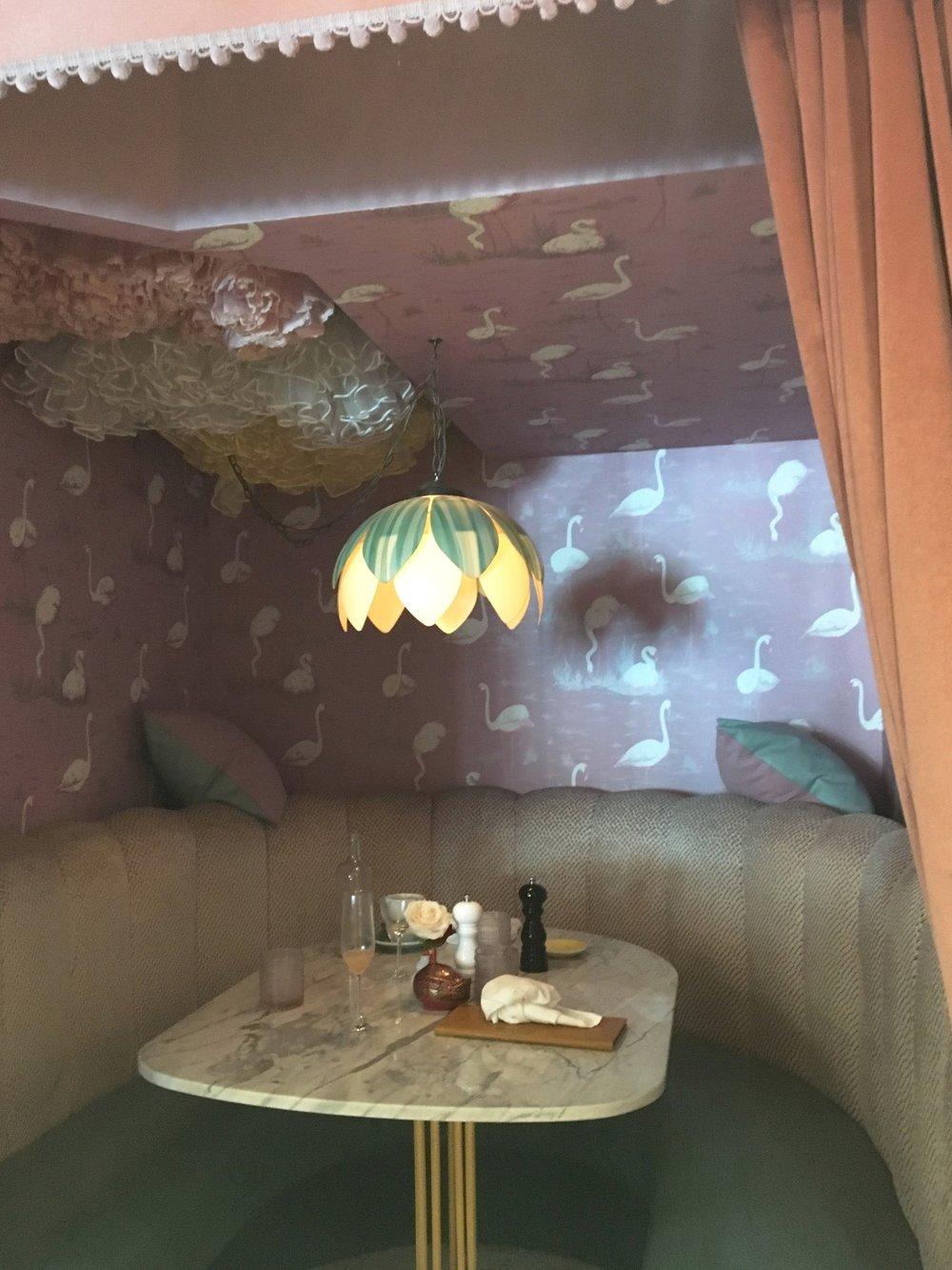 Cafe Can Can   Tutu Cove   jumpseatjenny   Toronto Ontario
