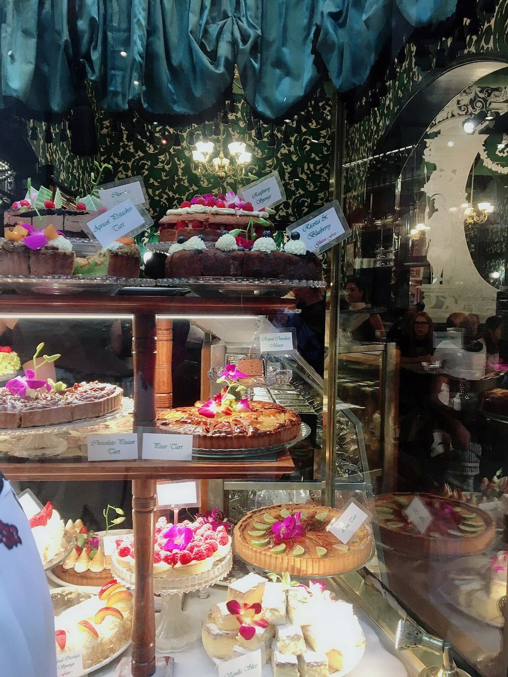 Australias Beautiful Shopping Arcades   The Down Under Series   The Block Hopetoun Cakes   jumpseatjenny   Melbourne, NSW.jpg