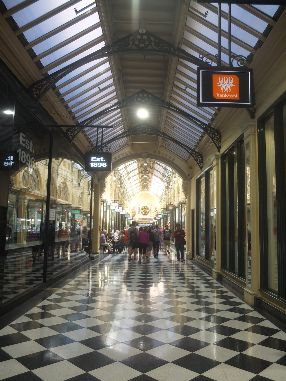 Australias Beautiful Shopping Arcades   The Down Under Series   The Royal Arcade   jumpseatjenny   Melbourne, NSW.jpg