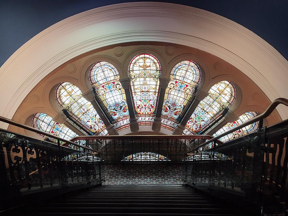 Australias Beautiful Shopping Arcades   The Down Under Series   The Strand Stained Glass Arc   jumpseatjenny   Sydney, NSW.jpg