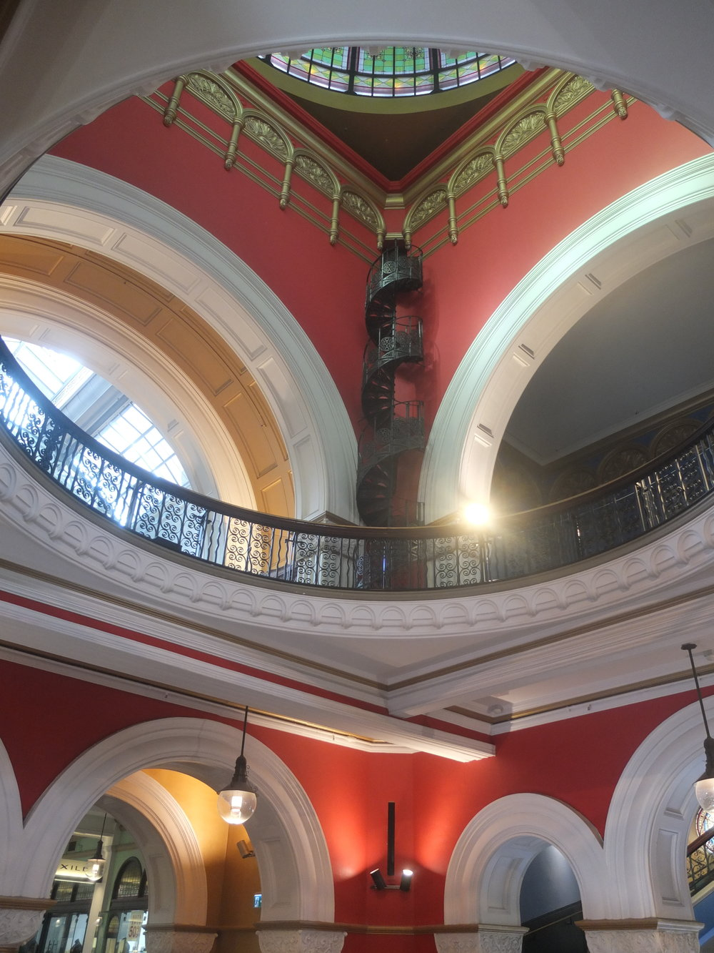 Australias Beautiful Shopping Arcades   The Down Under Series   The Strand Stairway To Heaven   jumpseatjenny   Sydney, NSW.JPG