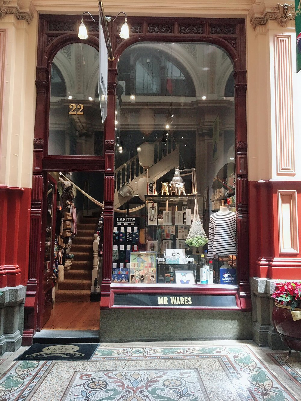 Australias Beautiful Shopping Arcades   The Down Under Series   The Block Mr Wares   jumpseatjenny   Melbourne, NSW