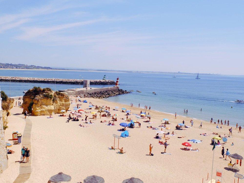 Vamos a Lagos | Batata Beach | jumpseatjenny | Lagos Portugal.jpg