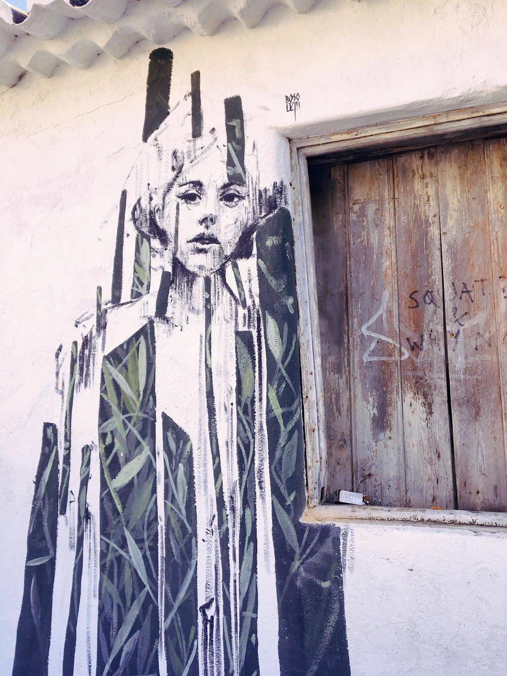 Vamos a Lagos | Whimsical Street Art | jumpseatjenny | Lagos Portugal.jpg