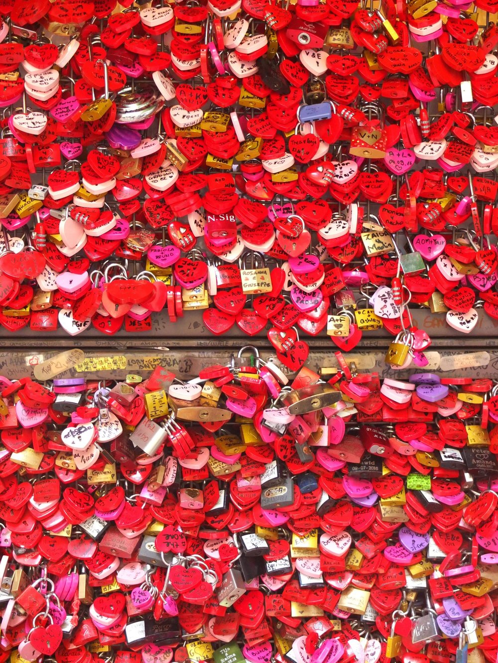 Visiting Verona | Love Locks | jumpseatjenny | Verona Italy.jpg