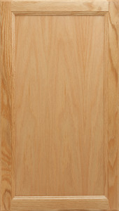 Chadwood-Golden Oak for those who want a natural finish flat panel door style (hardware not included).