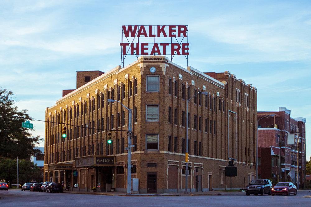 Walker Theatre Indianapolis