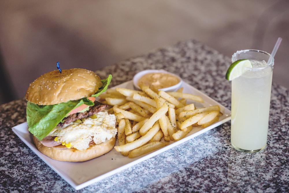 IXCA burger