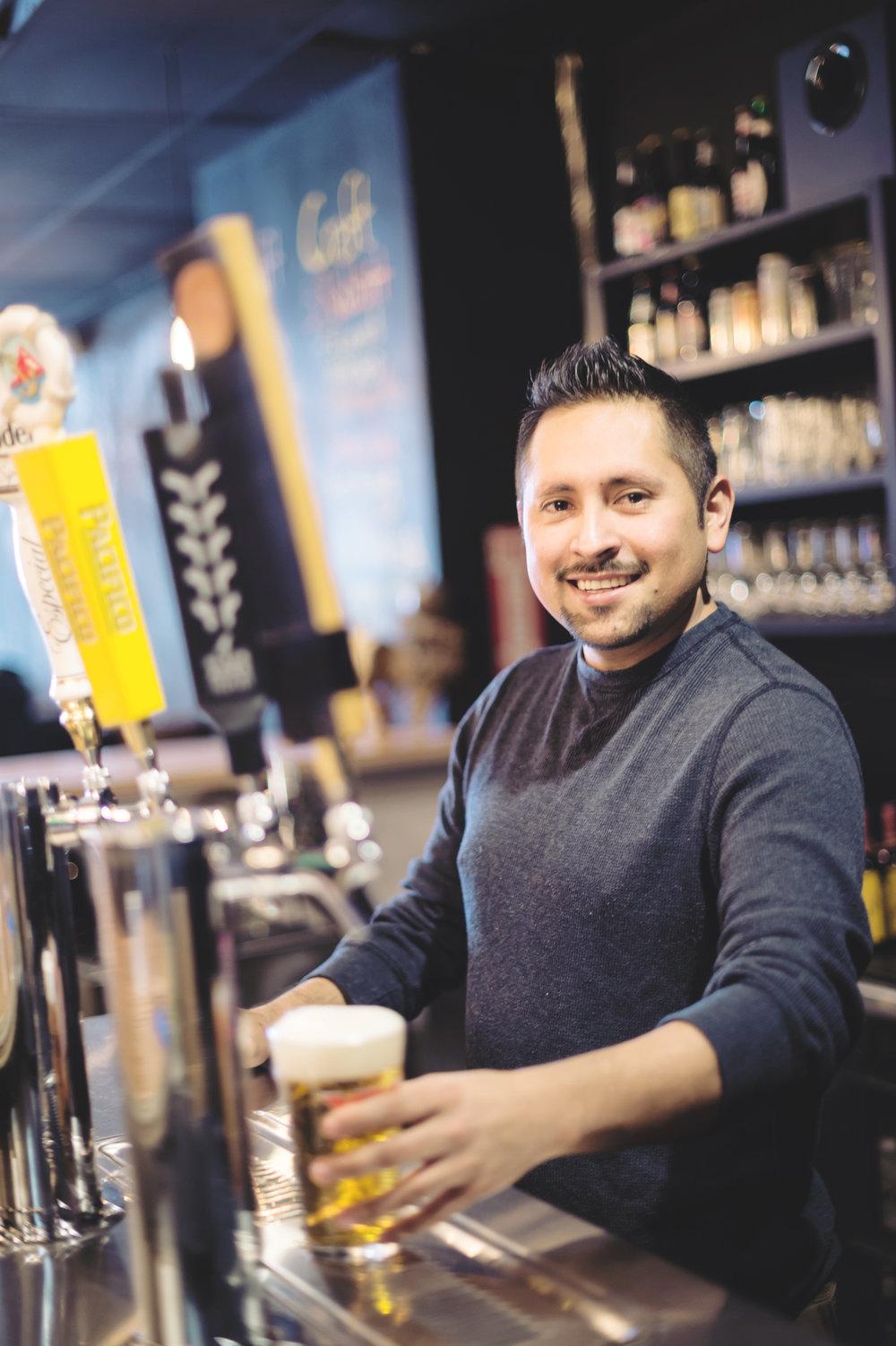 IXCA bartender