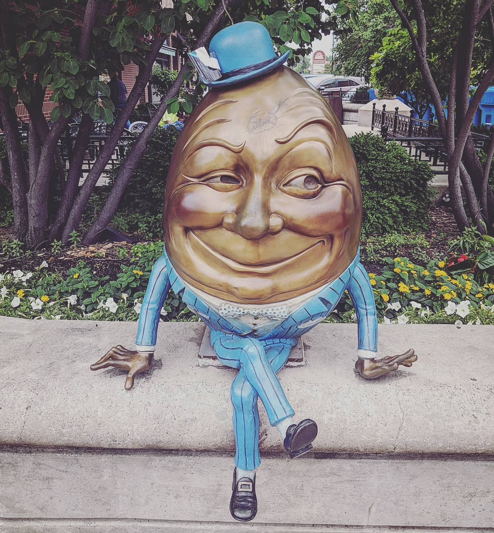 Mr. Eggwards, Champaign IL