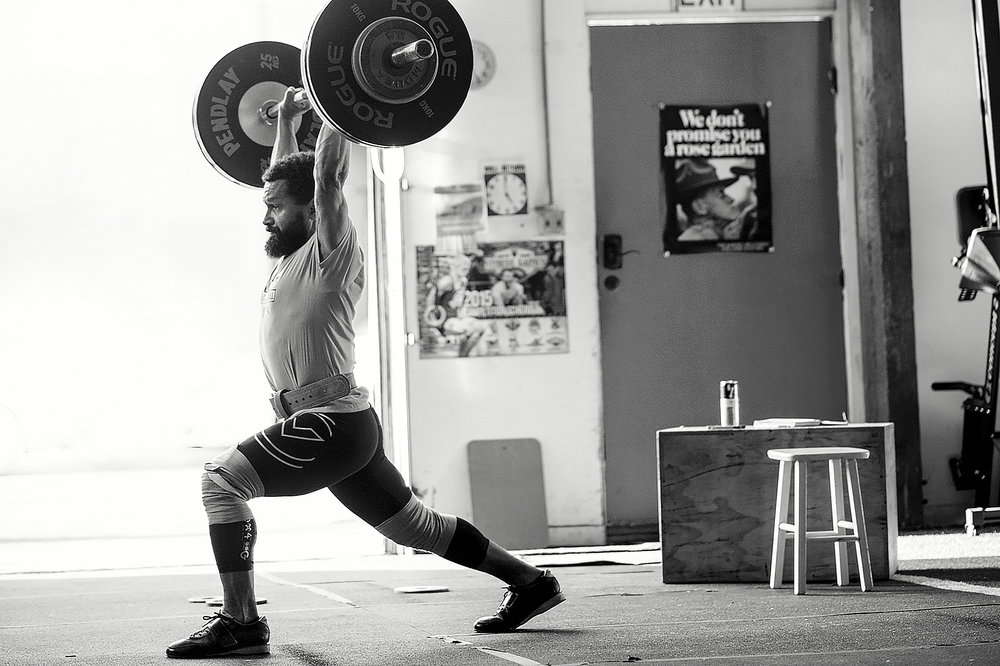 Nick Hurndon - CrossFit Coach