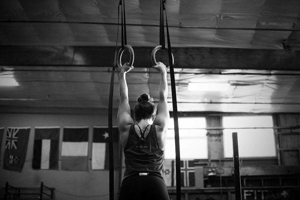 Gretchen Leigh - CrossFit Coach