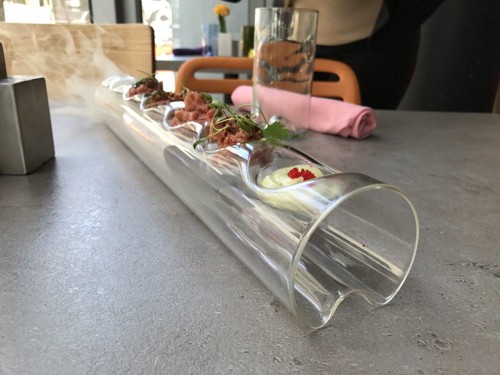 Crudos Tuna Tartare