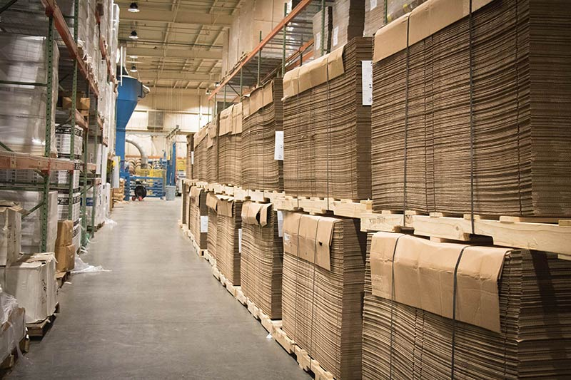 Packaging Fulfillment Warehouse