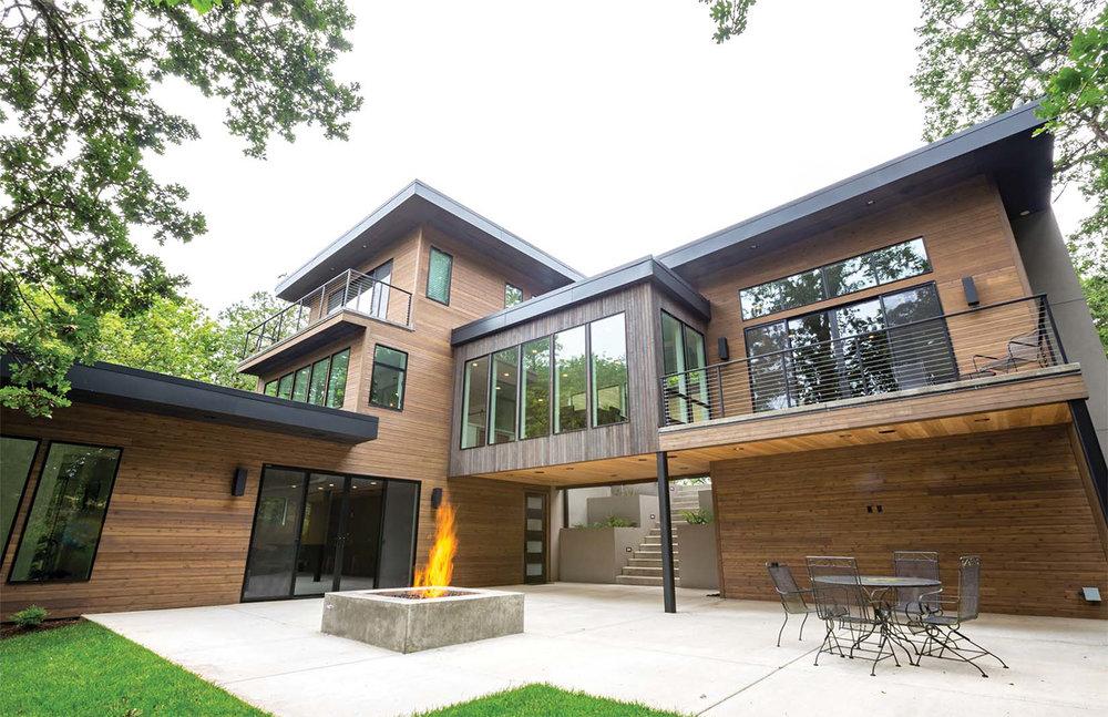 Roberson Residence