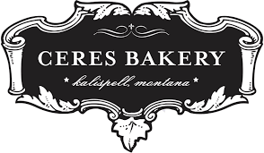 ceres bakery - 318 S Main St., Kalispell, MT 59901 (406)755-8552Open 7am-6pm Monday-Friday, Saturday 8am-3pm, closed Sunday