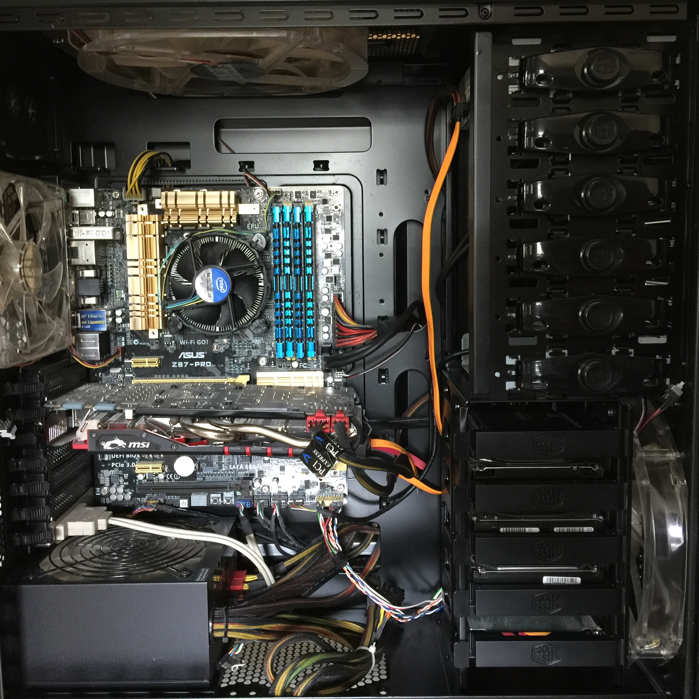 Personal Build 2013
