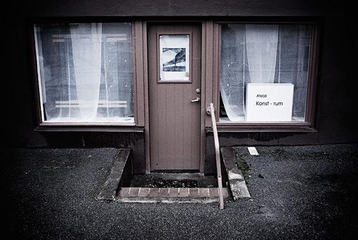 ©David Holmström, Konsten att slå sig till ro