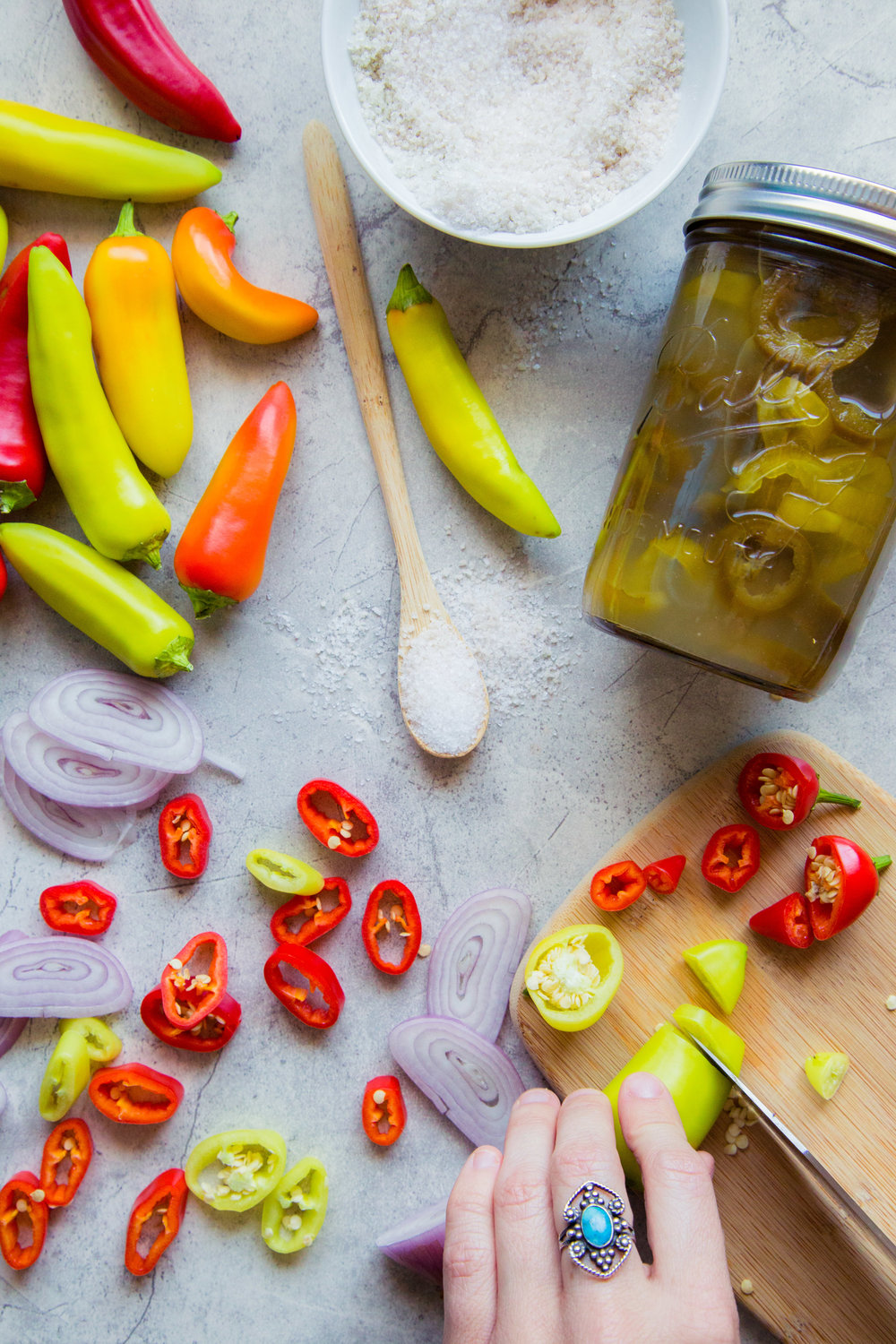 How Much Salt Should You Use to Ferment Vegetables | How to Ferment Vegetables