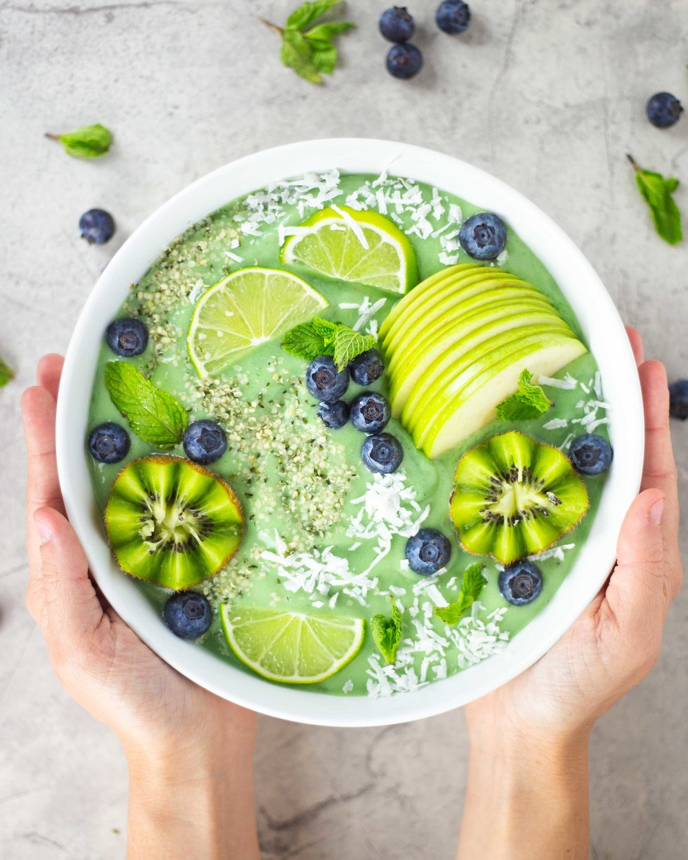 15 ways to use fermented vegetable brine | smoothie bowls