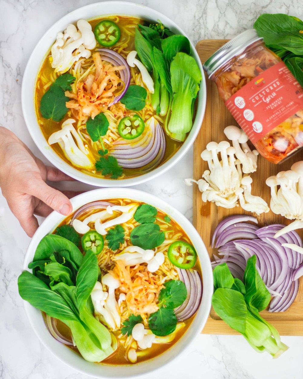 Cultured Guru Thai Curry Soup Recipe