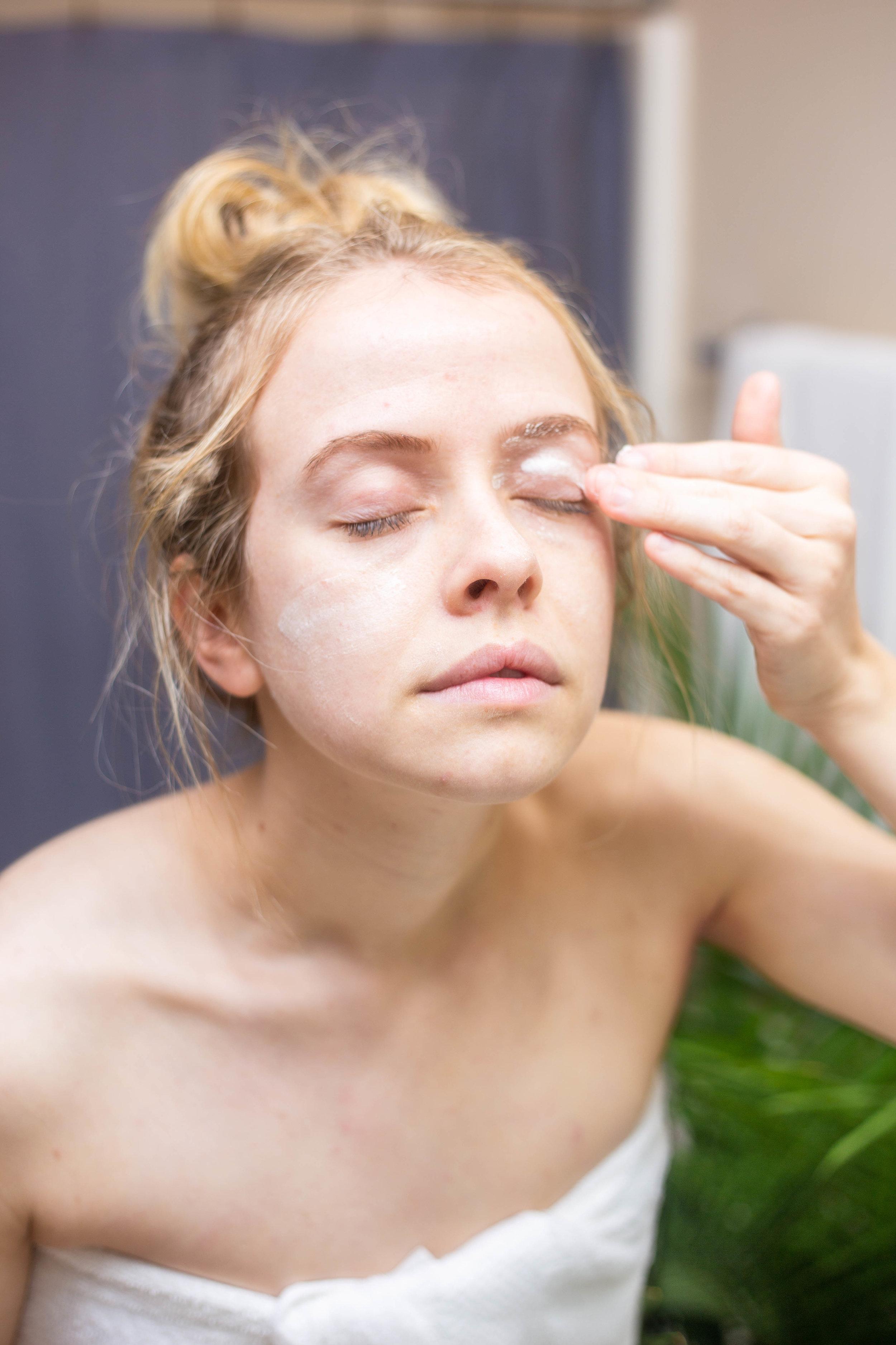 How I Healed And Cured My Eczema + Rebalanced My Skin