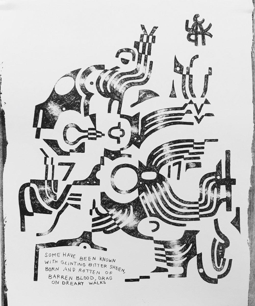 Forms (black) – 2016